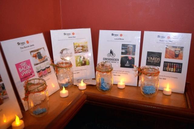 Raffle Prizes to benefit Habitat for Humanity Philadelphia