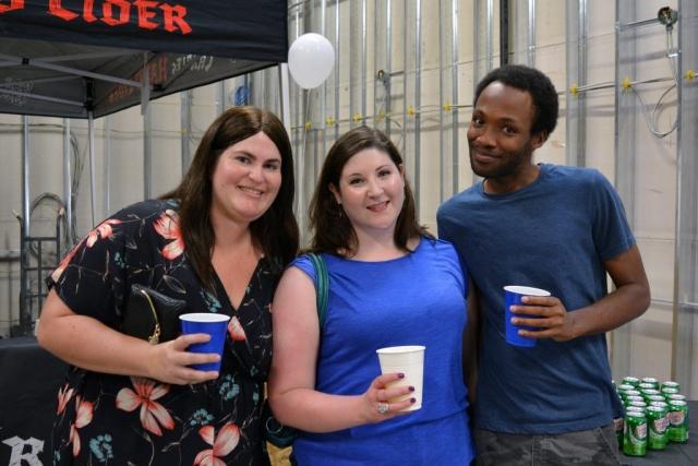 Original 13 Ciderworks Kickstarter Launch Party