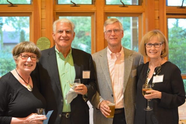 Supporters of the Urban Ecology Center