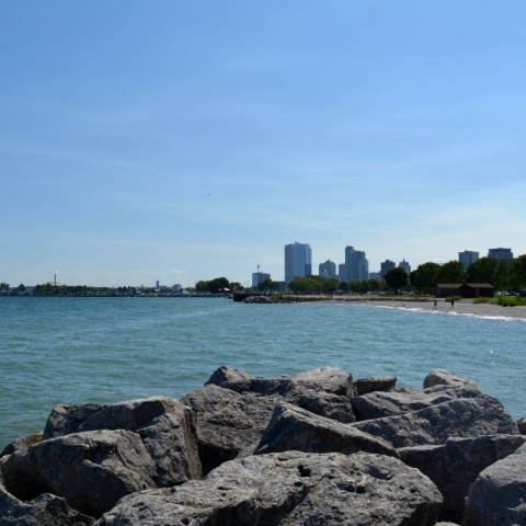 The Milwaukee Skyline