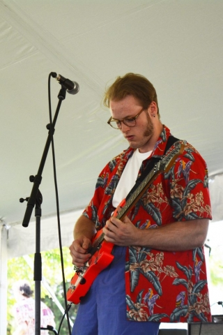 The Madcap Quartet Electric Guitar